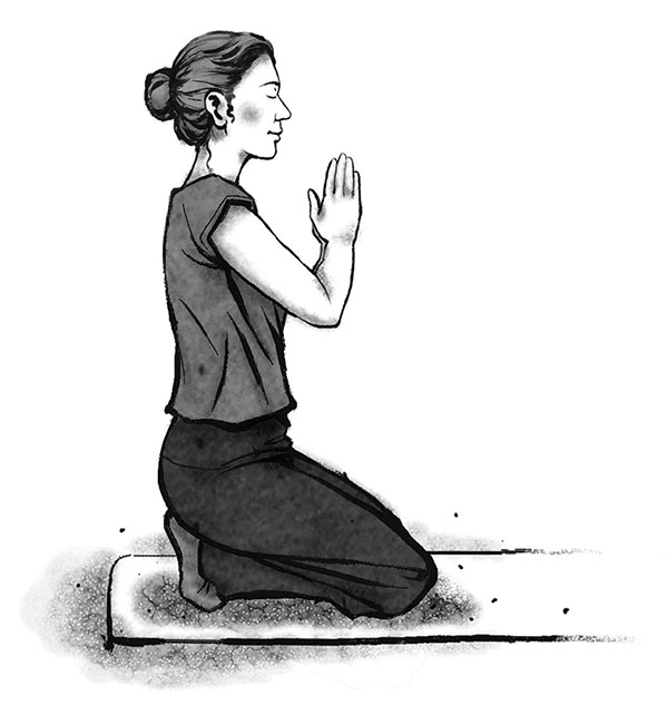 Bowing Step 5
