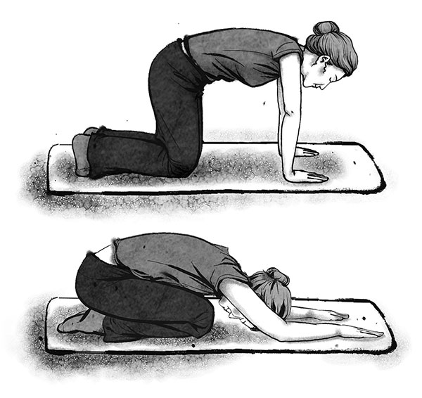 Bowing Step 6