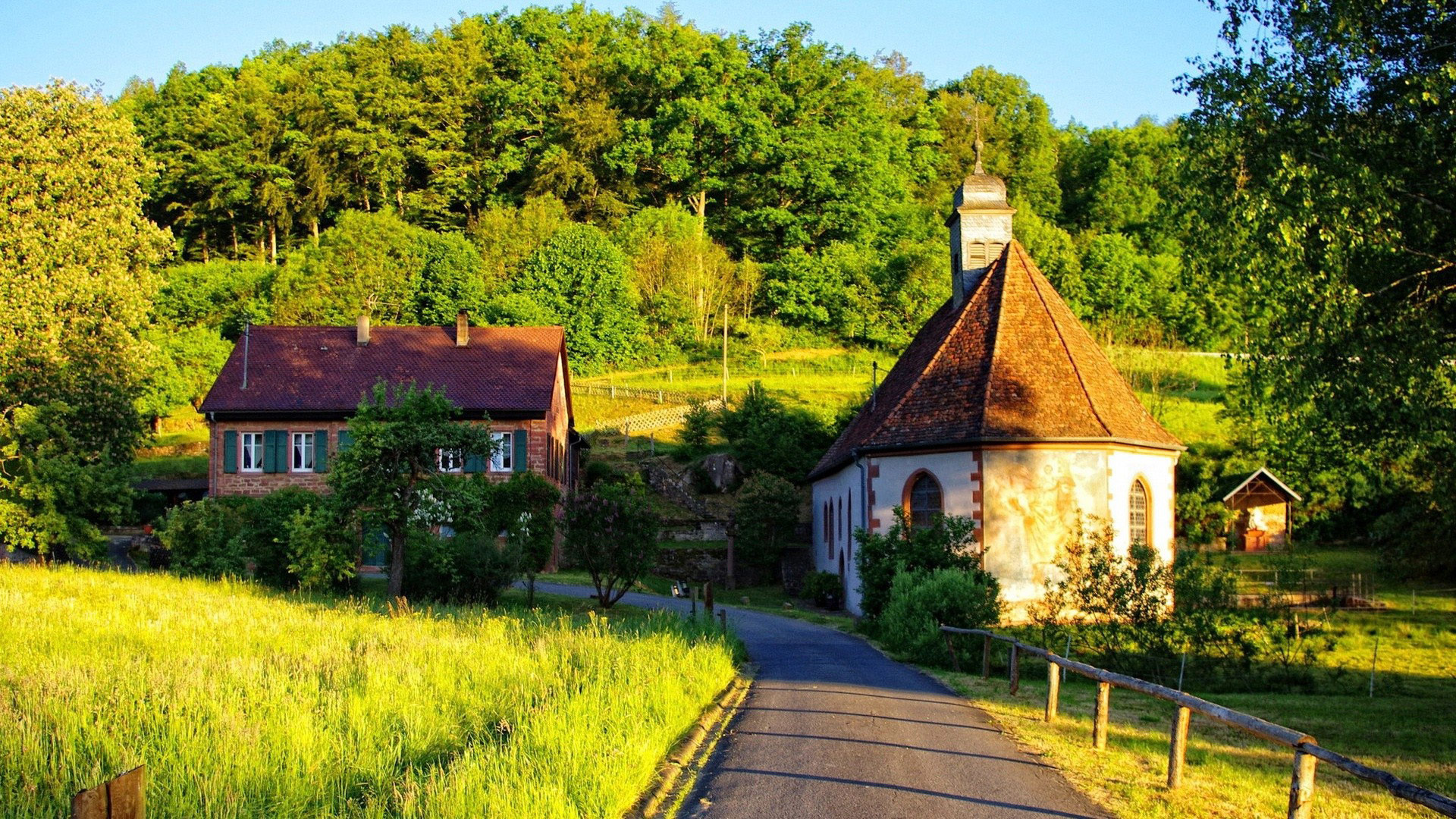 The countryside little church sciox Image collections