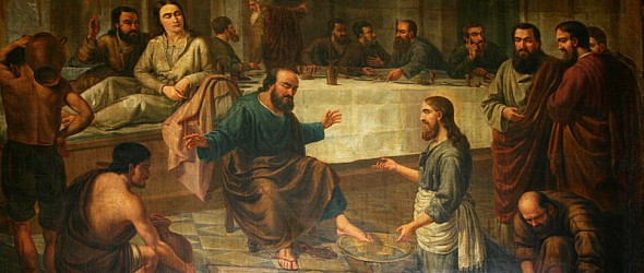 Painting_of_the_Foot_Washing_-_Santa_Maria_del_Mar_-_Barcelona_2014_(crop)