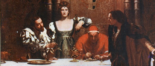A_Glass_of_Wine_with_Caesar_Borgia_-_John_Collier