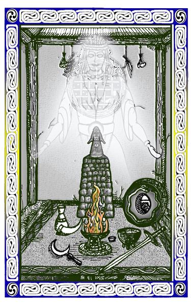 Patron Gods & Polytheism