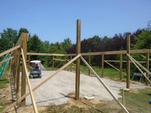 pavilion in-progress