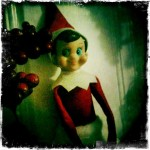 My friend Mackenzie took this pic. She is the queen of elfing. In the best possible way!