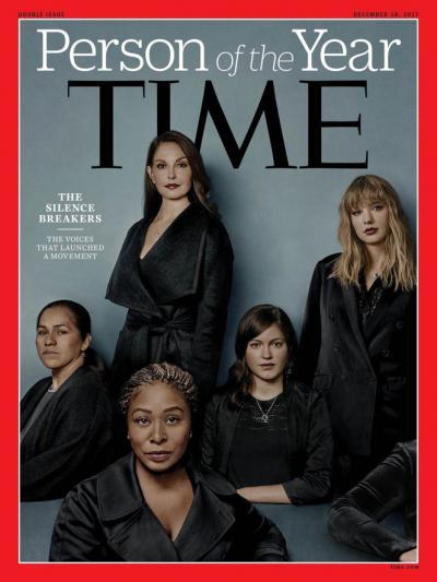 Time Magazine, December 2017.