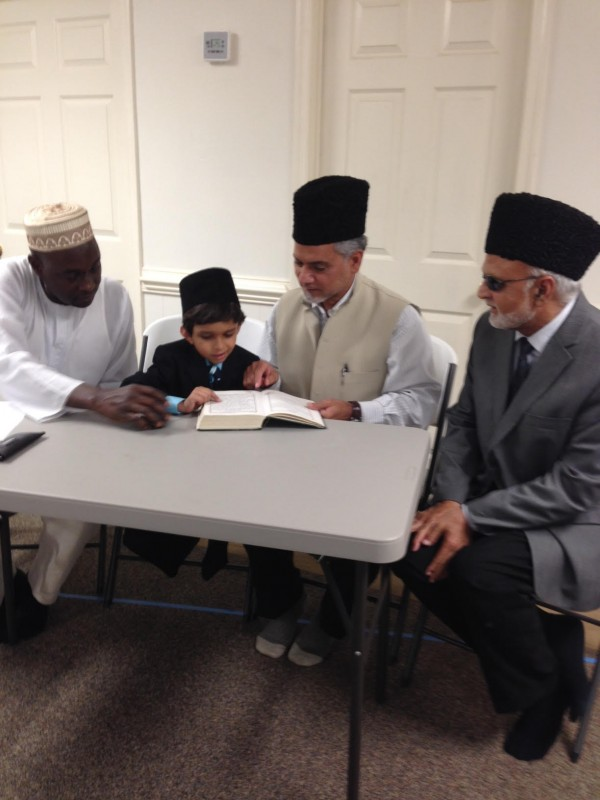 Rites of Passage: Hassan's Ameen | Muslims Writers Guild of America
