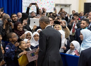 President Obama's Visit to a Mosque a Step in The Right Direction