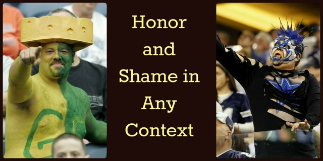 honor and shame The letter of 1 peter tries to help its readers evaluate what is happening to them  in light of the enormous weight placed upon honor and shame in their culture.