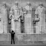 Reformation Wall, Geneva Geoffrey Etwein Flickr