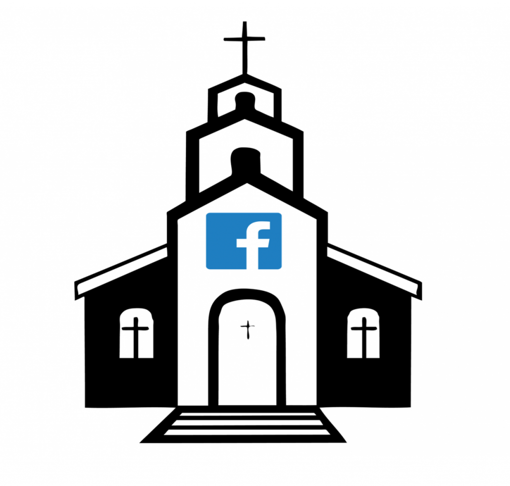Church as Facebook