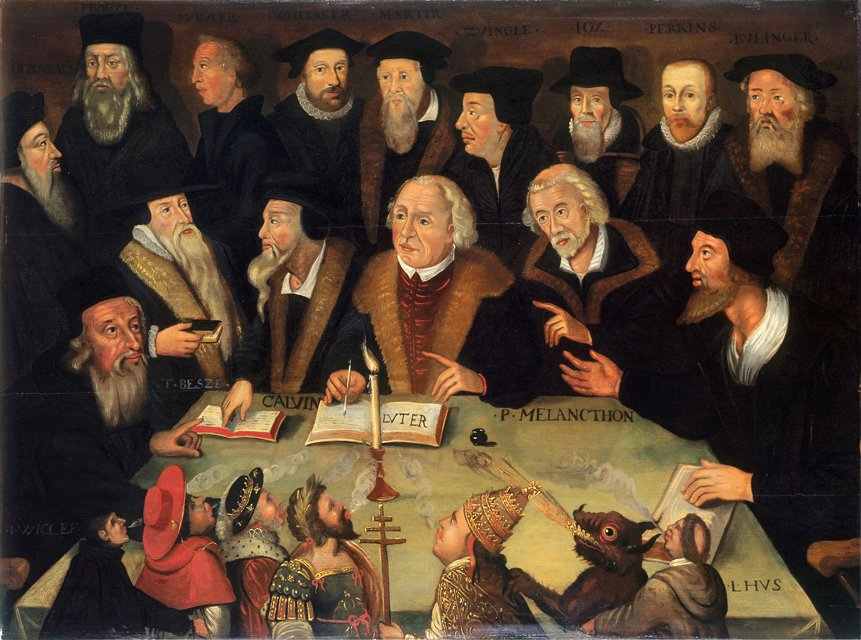 Leaders of Reformation