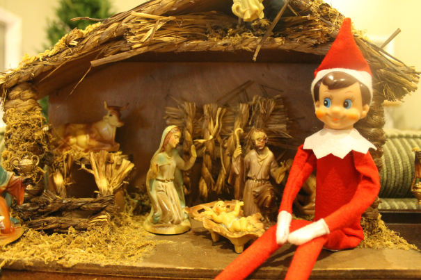 Can Elf On The Shelf Teach Kids About Jesus