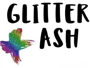 Glitter Ash Wednesday