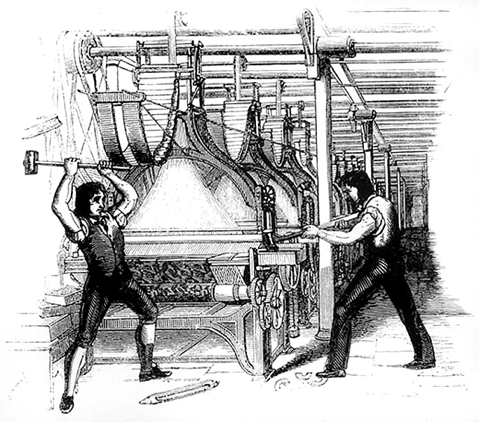 Guest post week:  Neo-neo-Luddites