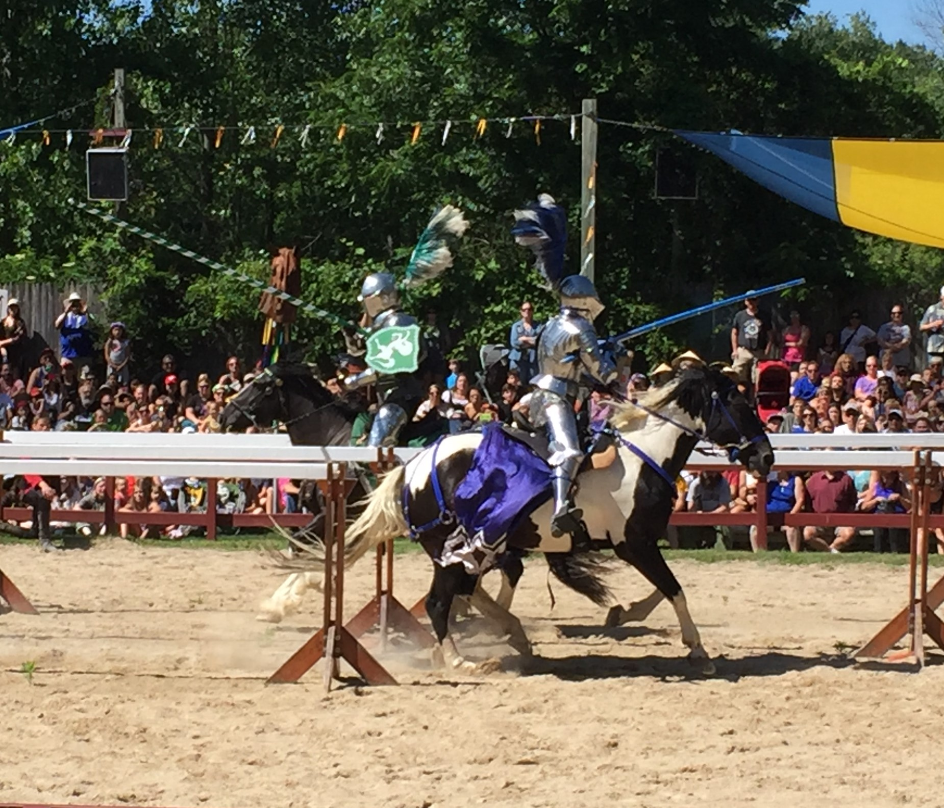 Three bloggable things about the Renaissance Faire