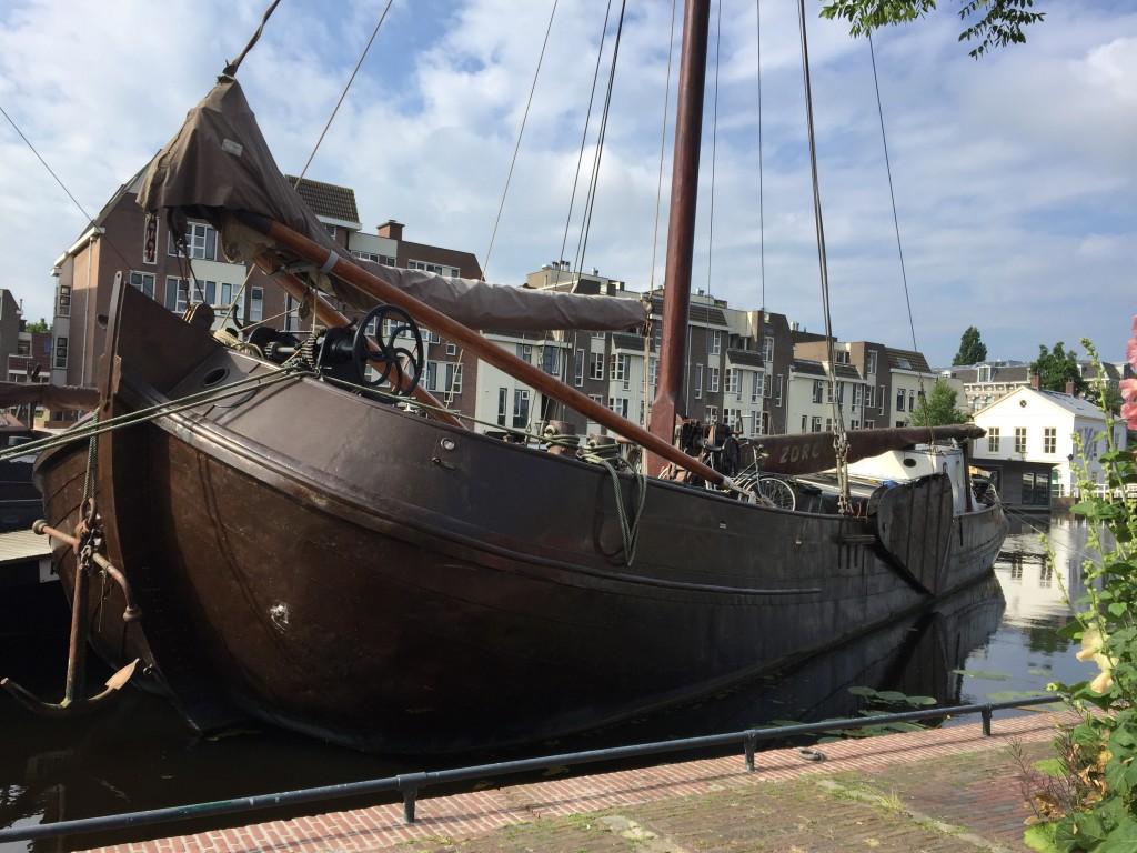 Leiden, I think?