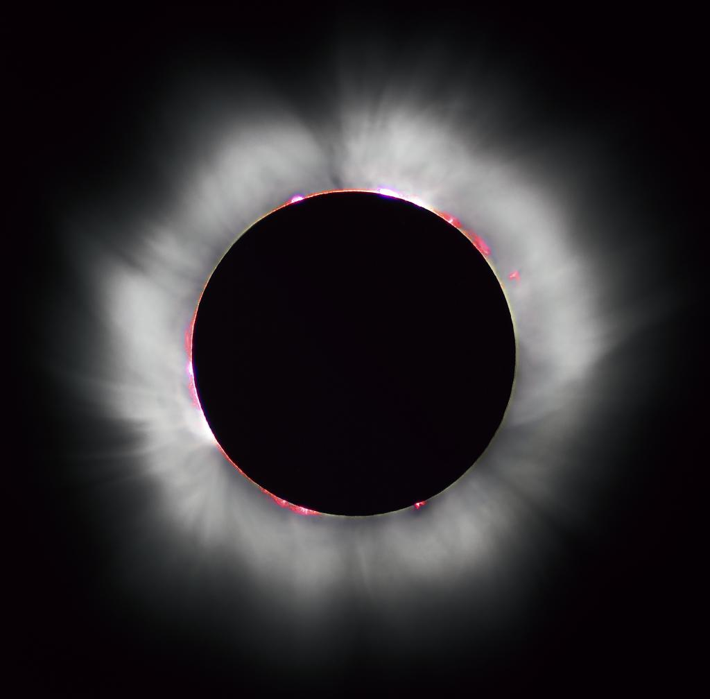 https://en.wikipedia.org/wiki/Eclipse#/media/File:Solar_eclipse_1999_4_NR.jpg; By I, Luc Viatour, CC BY-SA 3.0, https://commons.wikimedia.org/w/index.php?curid=1107408