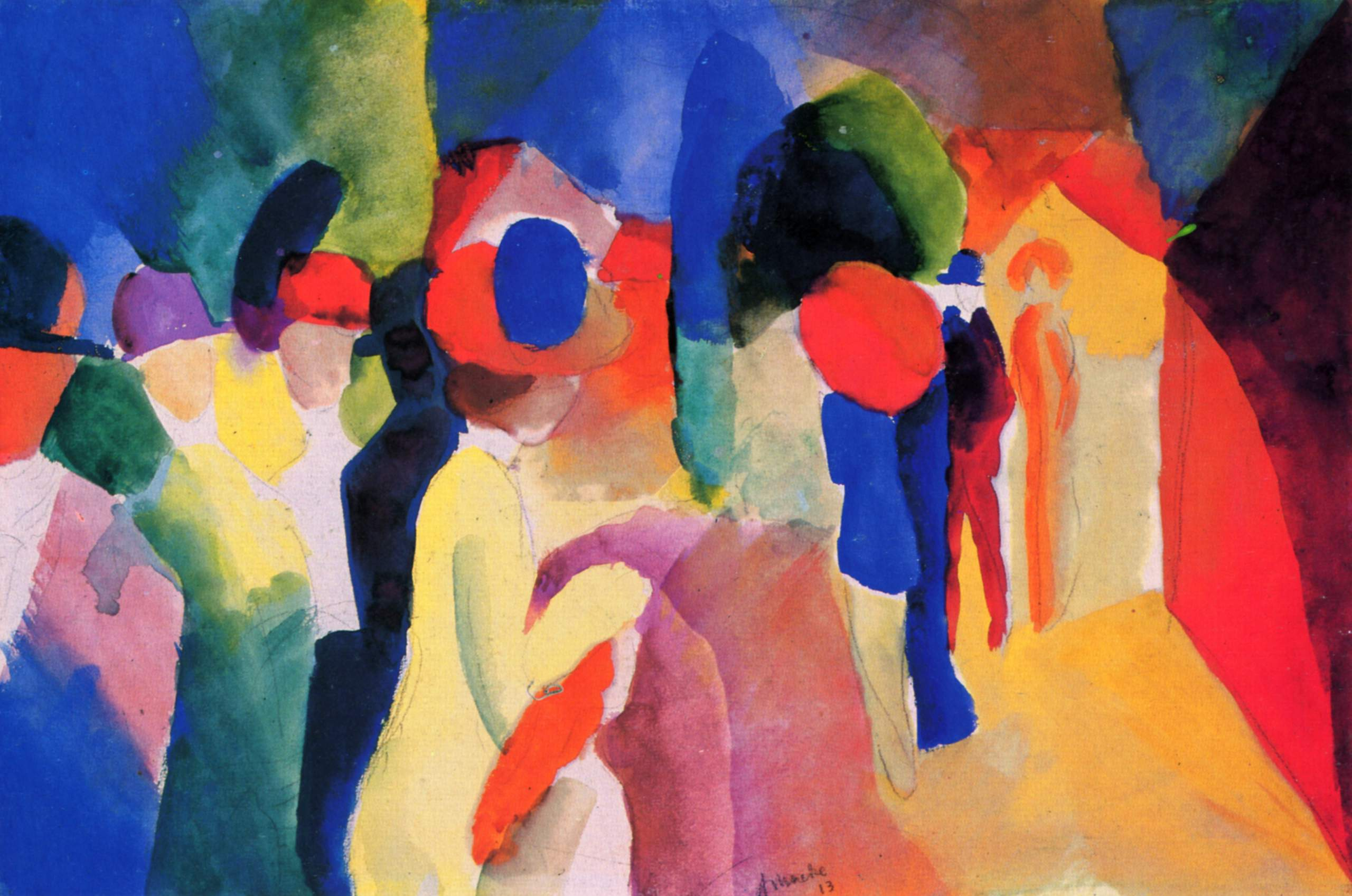 fauvism and abstract expressionism essay - abstract expressionism is making its comeback within the art world coined as an artist movement in the 1940's and 1950's, at the new york school, american abstract expressionist began to express many ideas relevant to humanity and the world around human civilization.