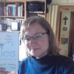 Jen Holding Grace of Yes by Lisa Hendey