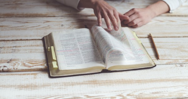 How to address the bible in an essay