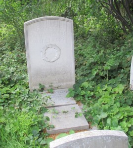 Churchyard Charles Williams