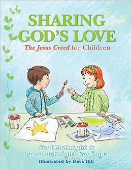 Sharing God's Love Book Cover