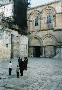 Church of the Holy sepulcher ds2