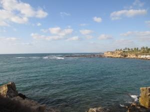 Mediterranean Off Caesarea Maritima
