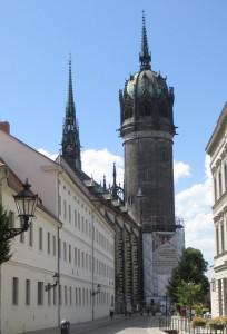 Castle Church Wittenberg ds