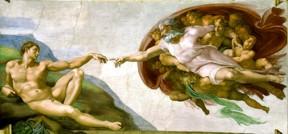 creation of Adam ds