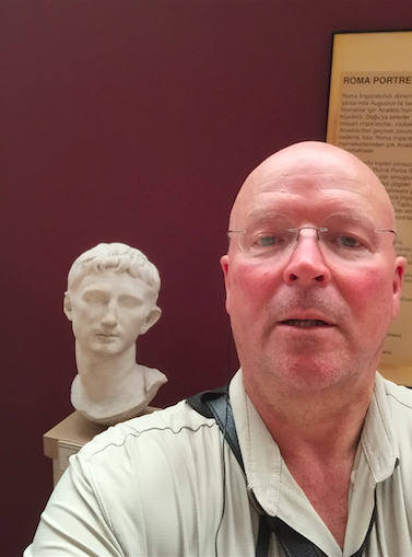 Augustus wondering who in the world these Christians are calling Lord.
