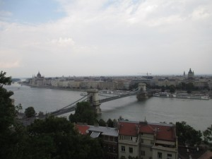 From Buda to Pest
