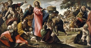 Giovanni_Lanfranco_-_Miracle_of_the_Bread_and_Fish_-_WGA12454 ds