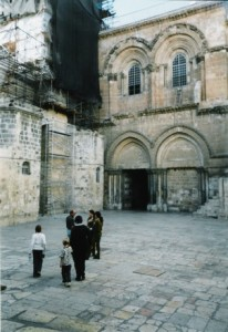 Church of the Holy Sepulcher ds
