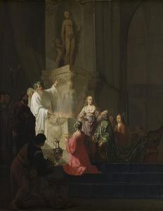 De_afgoderij_van_koning_Salomo_Rijksmuseum_SK-A-757