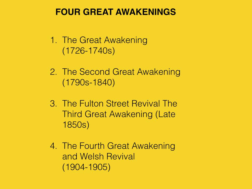 Ezra 09 0115 Preparing for Spiritual Awakening PPT (20150816) WFBC SM.004