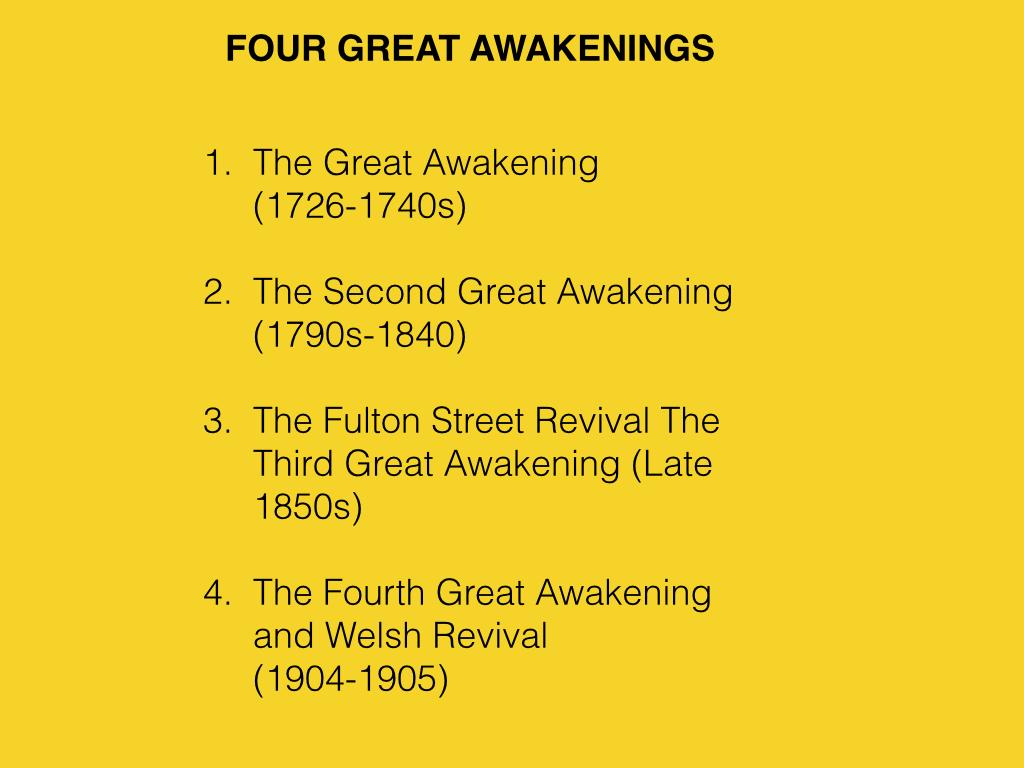 Ezra 9:1-15 Preparing for a Spiritual Awakening   Jim Erwin