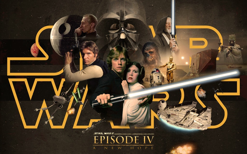 Star Wars: Episode IV A New Hope