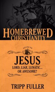 Homebrewed Jesus Cover