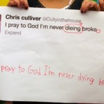 Second Graders Learn Grammar by Correcting the Tweets of Pro Football Players