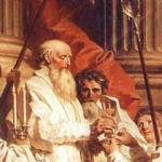 """The Mass of St. Basil"""