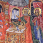 Celebrating the circumcision of Christ
