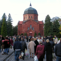 Gathering for All Saints
