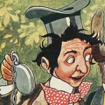 The Mad Hatter by Charles Robinson, Wikimedia Commons