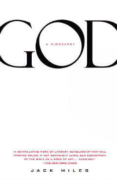 Cover of Jack Miles' God