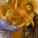 Doubting Thomas believes