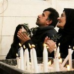 Syrian Christians in prayer, MaghrebChristians.com