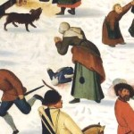 Detail from 'Massacre of the Innocents' by Pieter Brueghel the Younger
