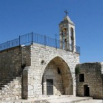 Vandalized church in Israel holds harsh memory