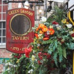 The Green Dragon Tavern in Boston